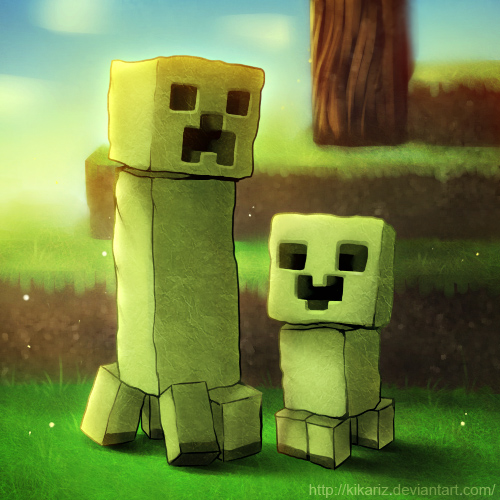 minecraft_creepers_by_kikariz-d37b0nd