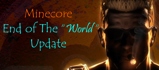 Minecore-Survival-update