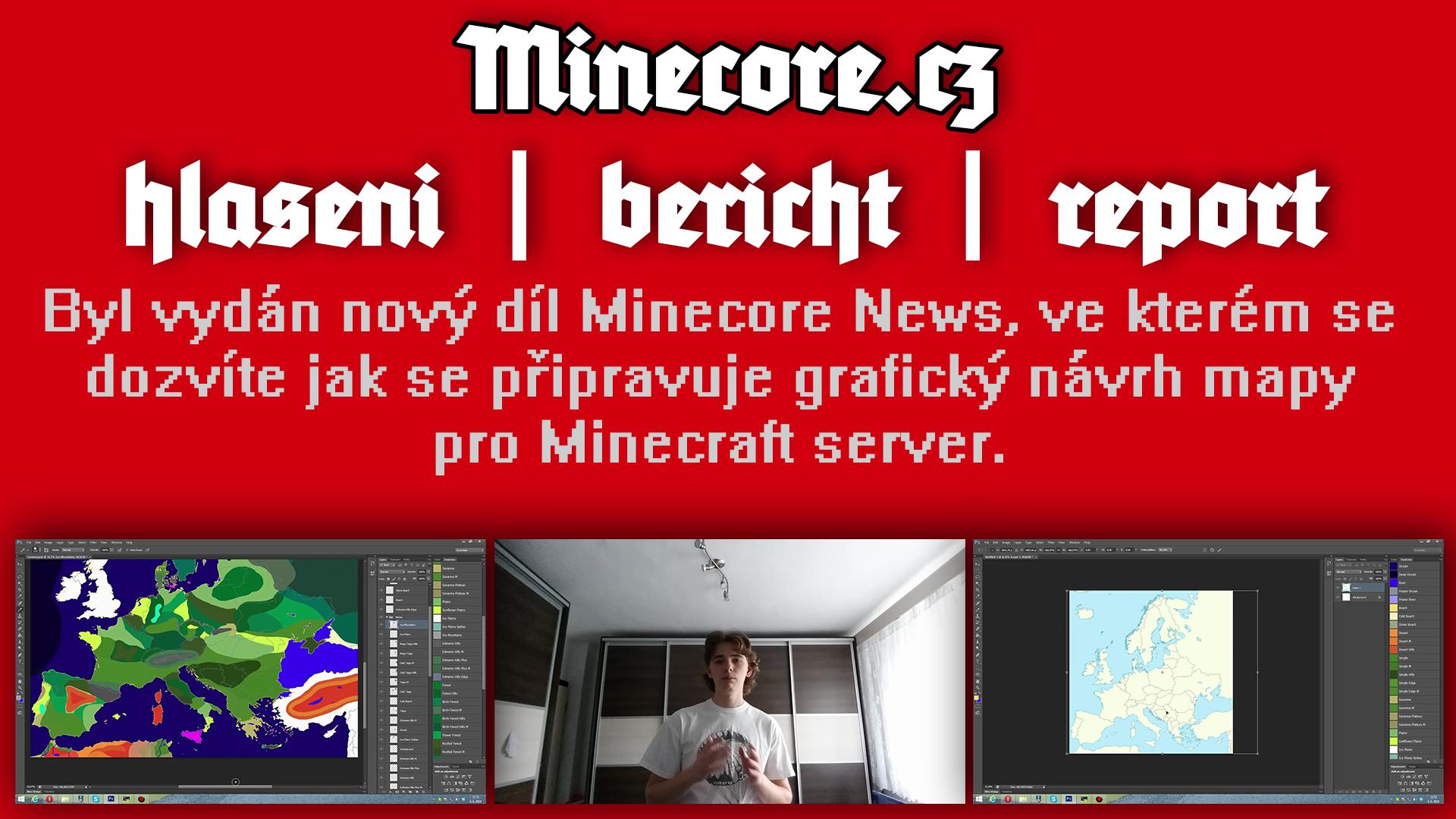 Minecore Minecraft 1.8