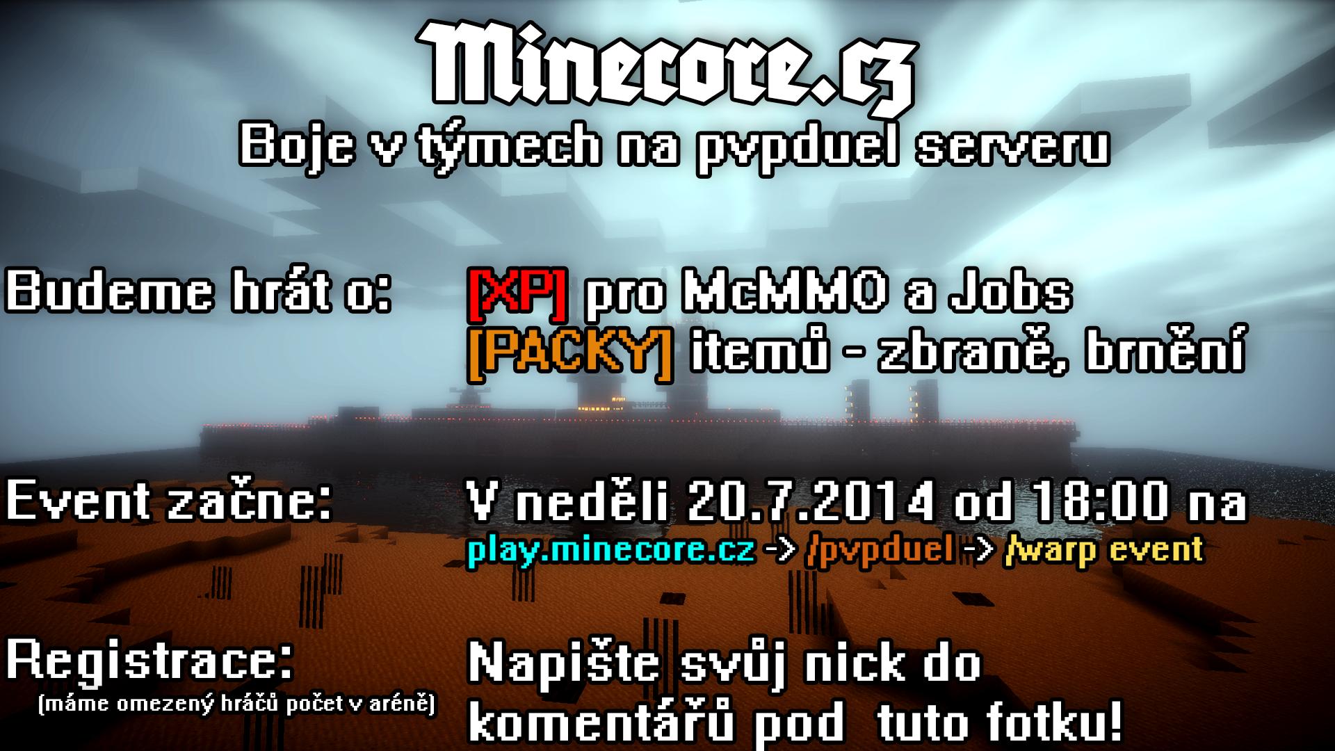 Minecore-News