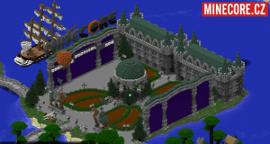 minecraft-minecore-spawn