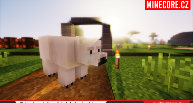minecore-polar-bear-minecraft-survival